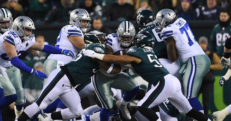 Let's Get Divisional - Eagles vs Cowboys