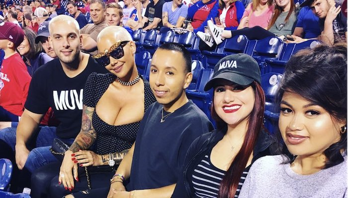 10 More Celebrities You Probably Didn't Know Were From The Philly Area - Amber Rose
