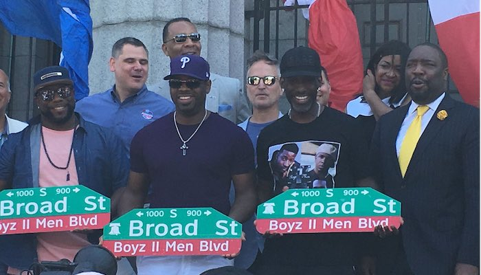 10 More Celebrities You Probably Didn't Know Were From The Philly Area - Boyz II Men