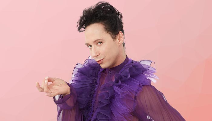 10 More Celebrities You Probably Didn't Know Were From The Philly Area - Johnny Weir