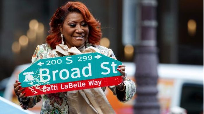 10 More Celebrities You Probably Didn't Know Were From The Philly Area - Patti LaBelle