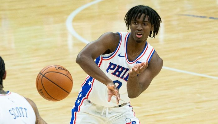 Heroics from Embiid Snap Losing Streak - Tyrese Maxey