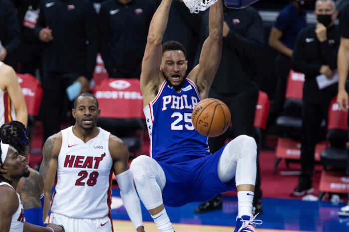 Philly Holds Firm with Simmons; Harden Traded to Nets in Blockbuster Deal