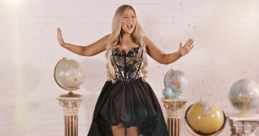"Bianca Ryan Releases ""What The World Needs Now Is Love"" Music Video"