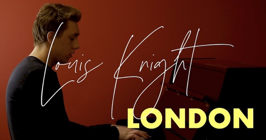 "Louis Knight Releases ""London"" Music Video"