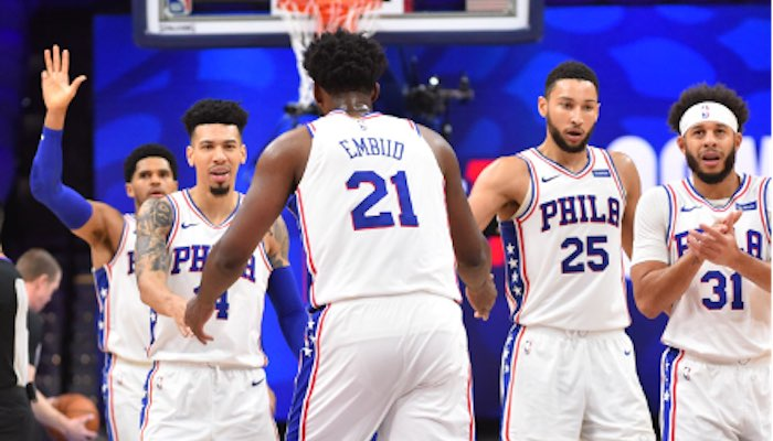The Sixers Squad