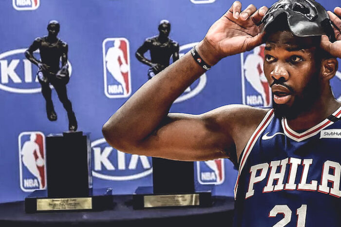 Projecting Joel Embiid's Path to the MVP Award