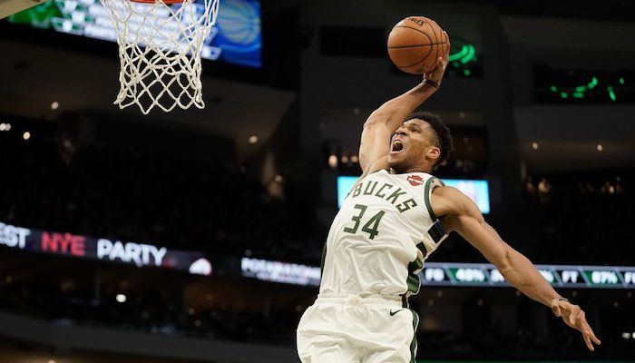 Projecting Joel Embiid's Path to the MVP Award - Giannis Antetokounmpo