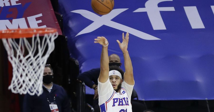 Seth Curry's Shooting is Subtly Transforming the Sixers Offense
