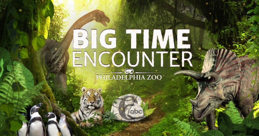 Big Time Encounter Is Open at the Philadelphia Zoo