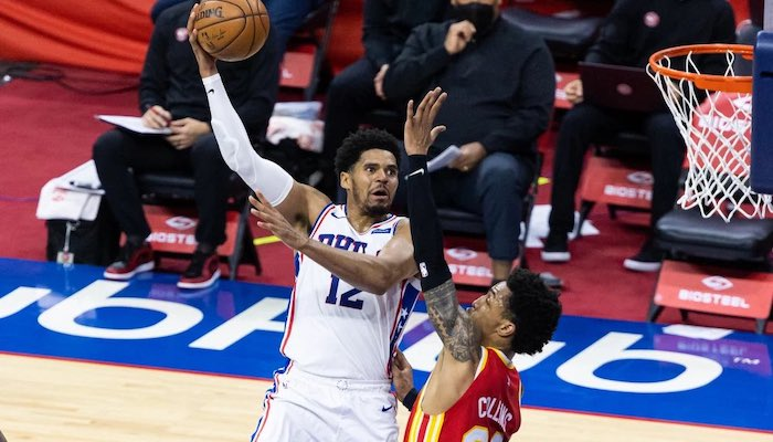 Sixers clinch playoff spot
