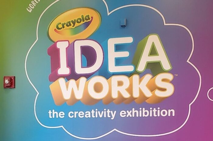 IDEA Works At The Franklin Institute Is More Than Just Crayons