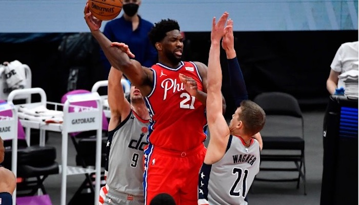 Philly's First Round Matchup - Sixers vs Wizards