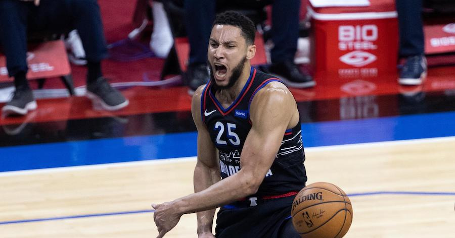 Simmons Shines as Sixers Handle Wizards Easily in Game 2