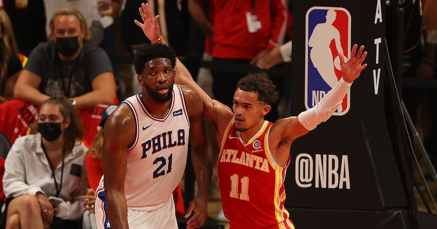 Hawks Overcome Halftime Deficit, Defeat Sixers in Game 4