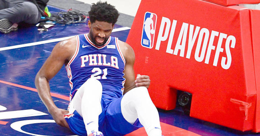 No Sweep for Philly; Embiid Injuries Knee in Game 4 Loss-2