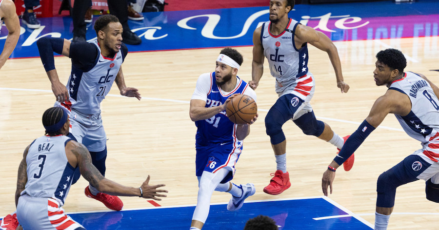 Sixers Defeat Wizards; Will Take on Hawks in Round 2