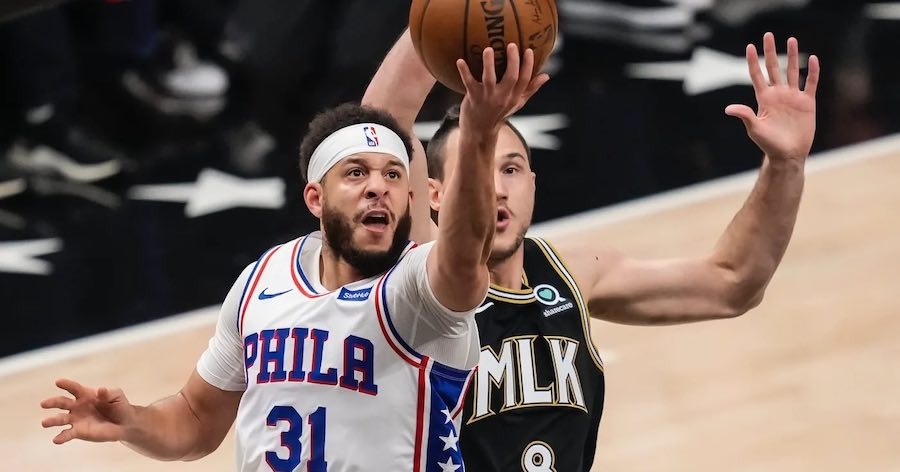 Sixers Grind Out Victory Over Hawks, Force Game 7