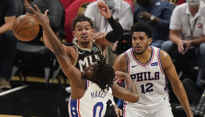 Sixers and Hawks Series Goes To Game 7
