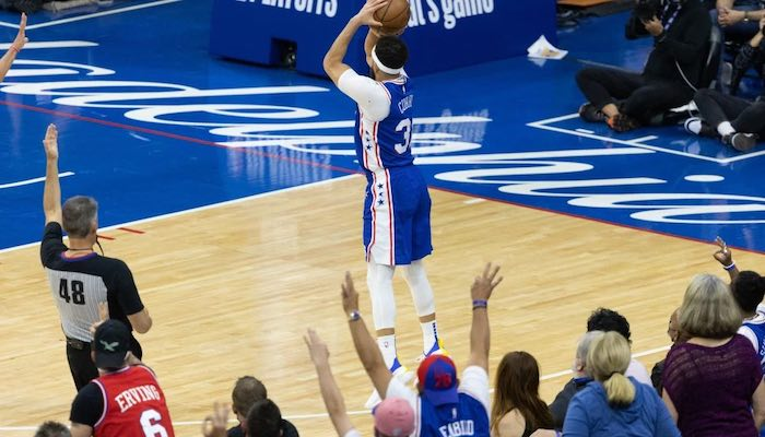 Sixers vs Hawks Game 5 - Seth Curry