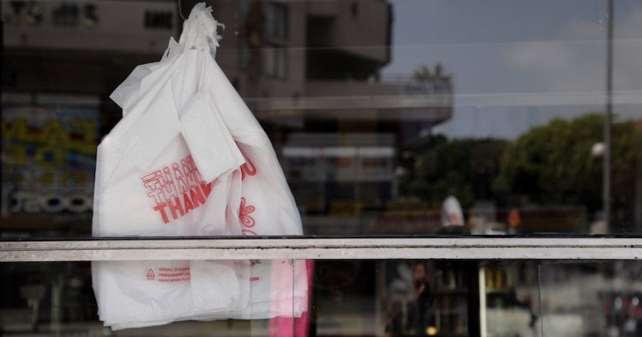Philly Starts Rolling Out Its Plastic Bag Ban