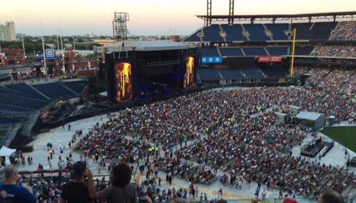 What You Need To Know Before Going To A Philly Concert - Citizens Bank Park