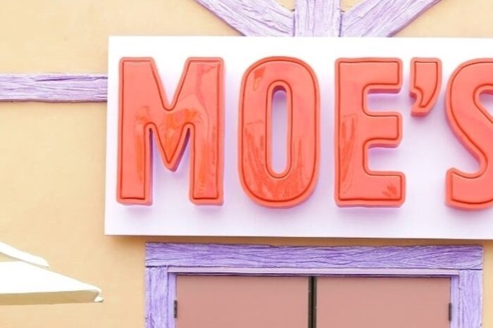Moe's Tavern Pop-Up Arrives At Springfield Mall