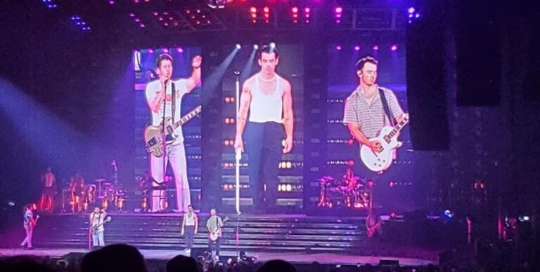 The Jonas Brothers Remember This Tour Camden Review